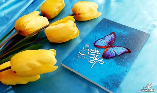 کتاب دلم پرواز می خواهد : عاشقی سن و سال سرش نمی شود... دلت پروازت می دهد.