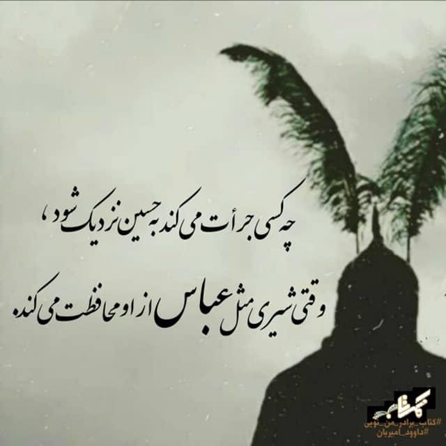 یار امام زمان ;علمدار حسین;